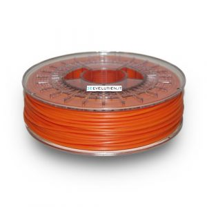 ABS arancio 0,7kg. Ø 1,75mm.)