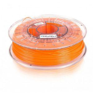 PLA arancio (0,7kg. Ø 1,75mm.)