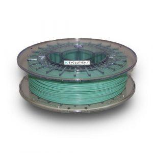 PLA azzurro  (0,7kg. Ø 1,75mm.)