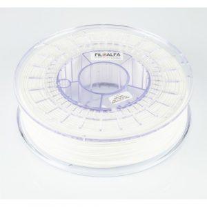 PLA bianco porcellana (0,7kg. Ø 1,75mm.)