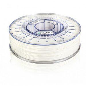 PLA bianco (0,7kg. Ø 2,85mm.)